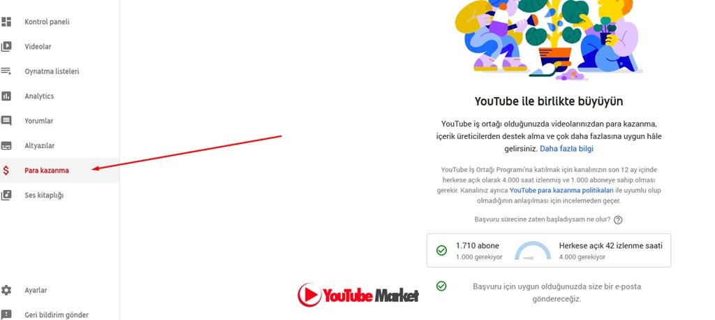Youtube İzlenme Süresi Arttırma